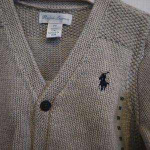 BNWT Ralph Lauren Baby Sweater